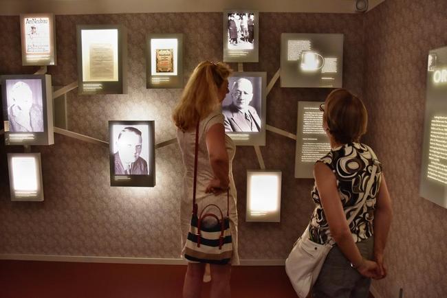 Am 20. Juni 2018 wurde das neue Museum eröffnet. © Stiftung Ludwig-Erhard-Haus