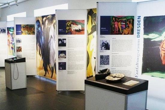 Blick in die Ausstellung. © Udo Breitenbach